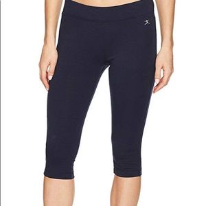 Dark Grey Danskin Capri Leggings